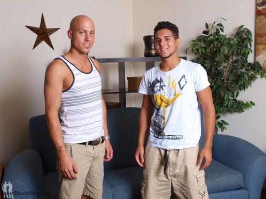 BaitBuddies Darius Suave and Matthew King