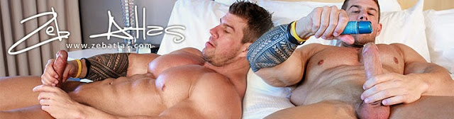 Zeb Atlas and Devin Adams