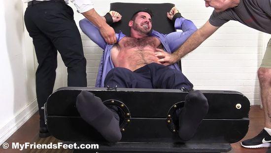 Billy Santoro Tickled Naked