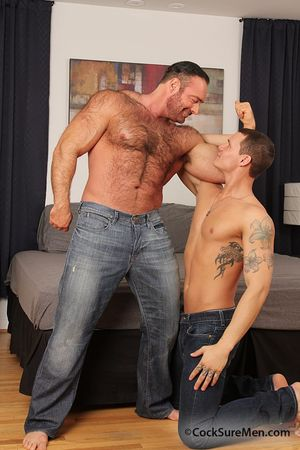 Brad Kalvo and Tate Ryder