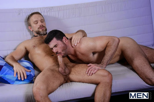 Billy Santoro and Dirk Caber
