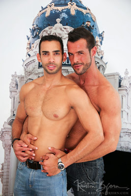 Denis Vega and Juan Lopez