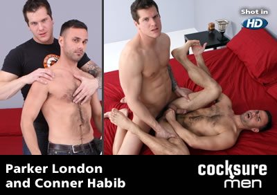 Parker London and Conner Habib