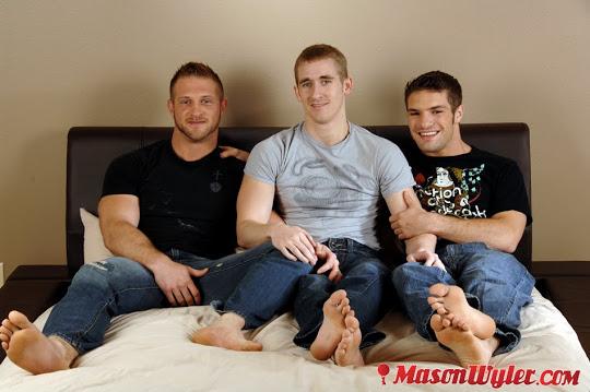 Adam Wirthmore, Mason Wyler, Paul Wagner