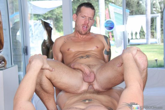 Shane Frost and Jeremy Stevens