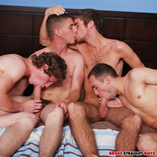 Blake Bennet, Brandon, Sam, Max Flint