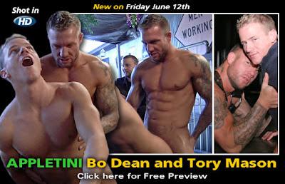 Bo Dean and Tory Mason