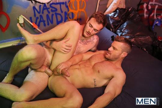 Christian Wilde & Landon Conrad