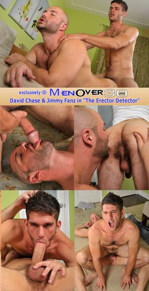 MenOver30 Jimmy Fanz & David Chase