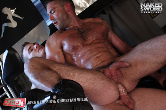 Christian Wilde and Jake Genesis