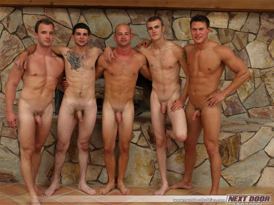 Patrick Rouge, Christian Wilde, Zack Cook, Anthony Smith, Beaux