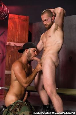 Adam Herst and Damien Stone