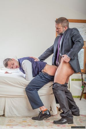 Dirk Caber and JD Phoenix