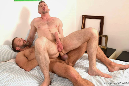 Dirk Caber and Scott Hunter