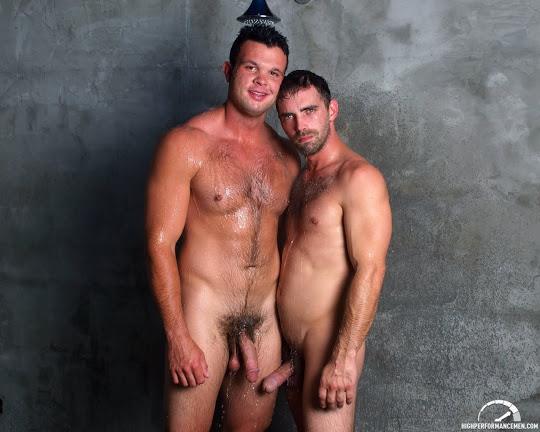 Brady Hanson and Joe Parker