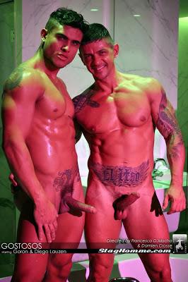 Diego Lauzen and Goran