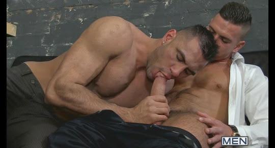 Paddy OBrian and Sergi Serrano