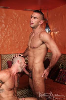 Casting Couch 325 Sergio Serrano and Pablo Morant