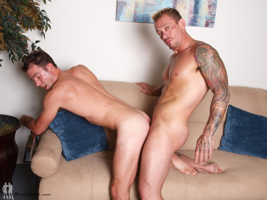 Bait Buddies Justin Cage and Cameron Kincade