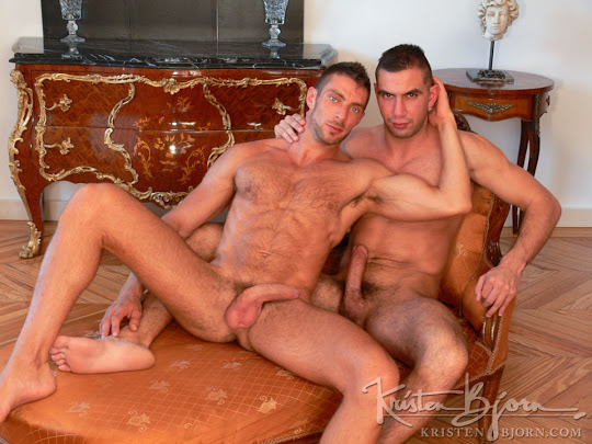 Scott Carter and Sergio Serrano