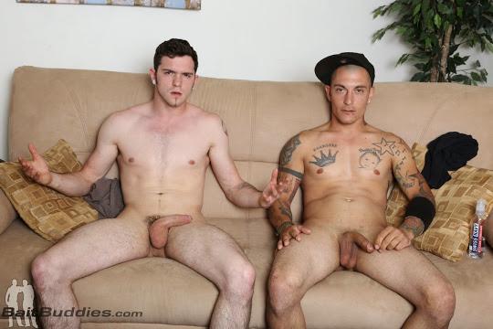 Playboyee and Robbie Rivers