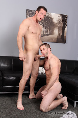 Shay Michaels and Devin Draz