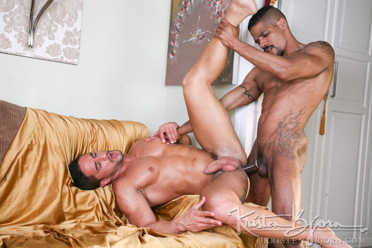 Robin Sanchez and Gerald Fabiani