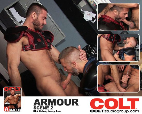 Dirk Caber and Jessy Ares