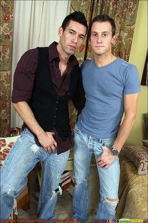 Alexander Garrett & Kyle Quinn