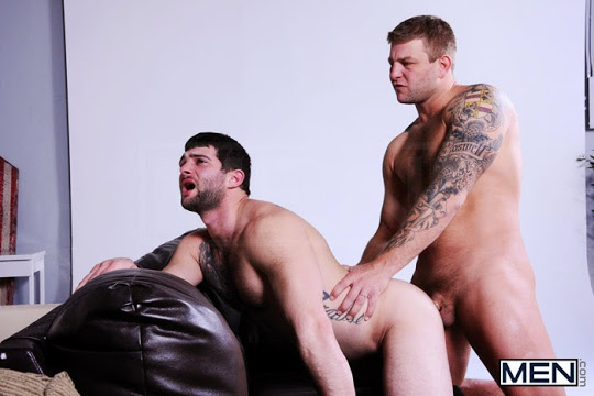 Tony Paradise and Colby Jansen