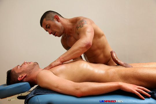 Gio Cruz and Mark Coxx