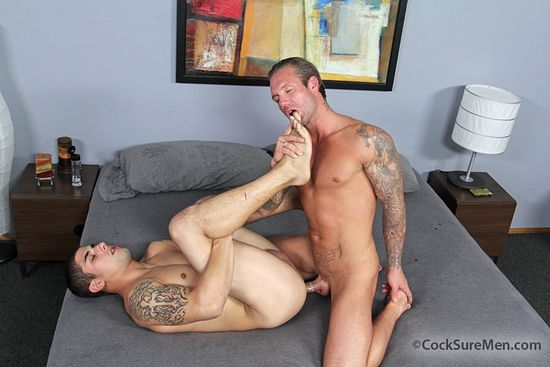 Bo Dean and Jimmy Coxxx