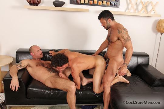 Jake Deckard, Rogan Richards & Austin Merrick