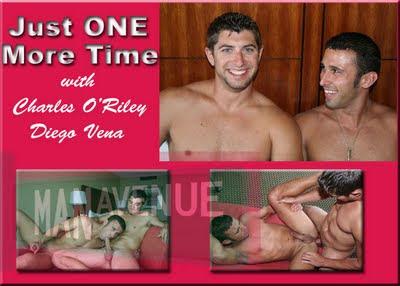Charles O'Riley and Diego Vena