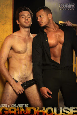 Angelo Marconi and Woody Fox