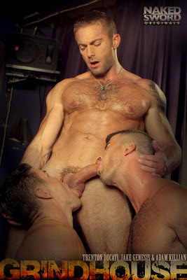 Trenton Ducati, Adam Killian, Jake Genesis