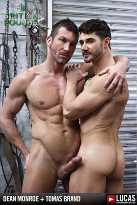 Dean Monroe and Tomas Brand
