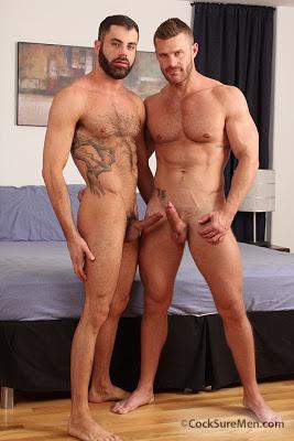 Landon Conrad and Marcus Isaacs