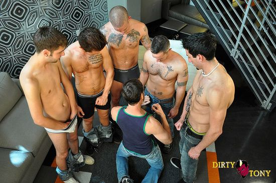 Dean Rogers, Max Morgan, Bradley Rose, Caleb Colton, Clayton Archer, and Dominic Reed