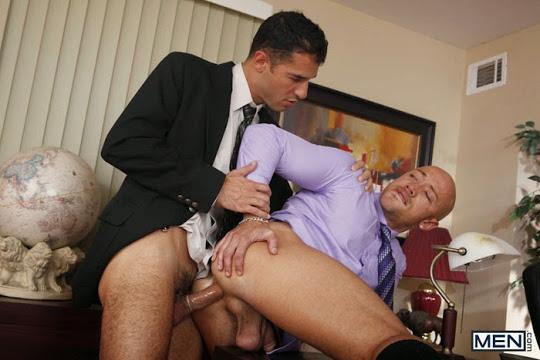 Jordano Santoro and Luke Hass