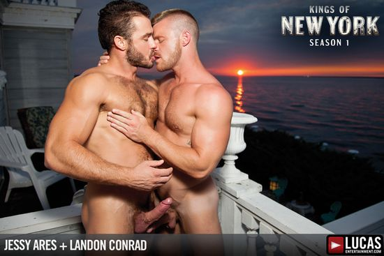 Jessy Ares Pounds Landon Conrad's Ass from Kings of New York (Season 1)