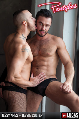Jessie Colter Opens His Sexy Legs for Jessy Ares