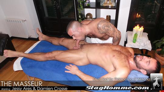 Damien Crosse & Jessy Ares