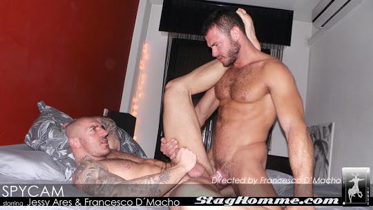 Jessy Ares & Francesco D'Macho