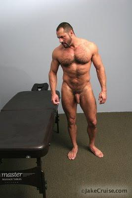 Arpad Miklos Massaged