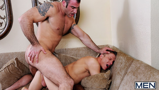 Spencer Reed and Philip Aubrey
