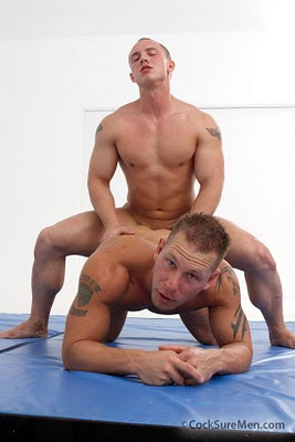 John Magnum and Tristan Baldwin
