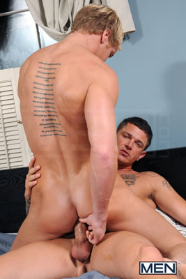 Gavin Waters and Sebastian Young