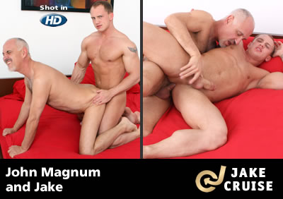 John Magnum and Jake