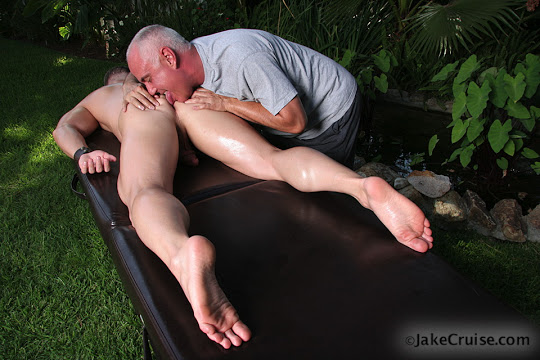 John Magnum Massaged
